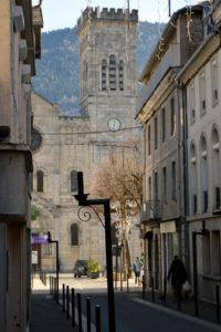 Eglise Luchon