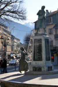 Monuments aux morts Luchon