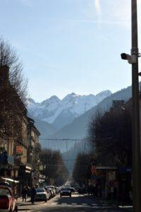 Allées d'Etigny à Luchon