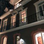 La maison de nuit