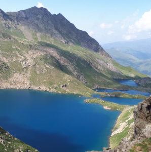 Lacs des boums de Vénasque